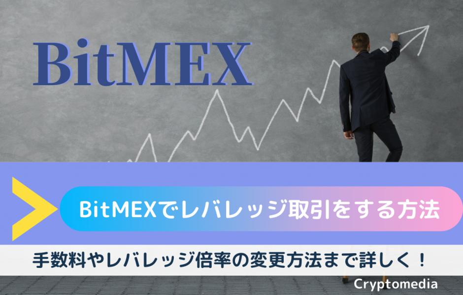 bitmex レバレッジ