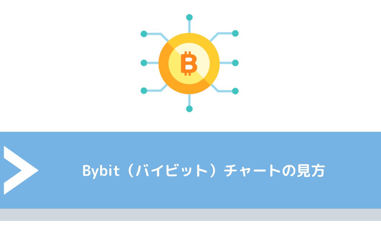 Bybit(バイビット)チャートの見方